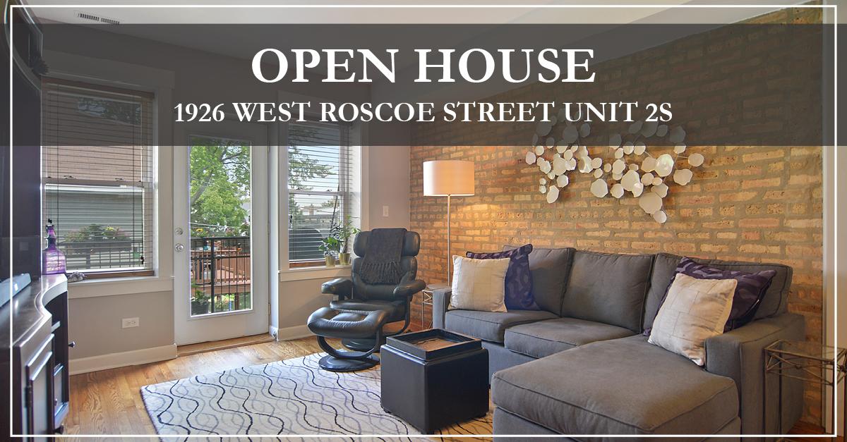 Roscoe Village - 1926 West Roscoe Street Unit 2S, Chicago, IL 60657