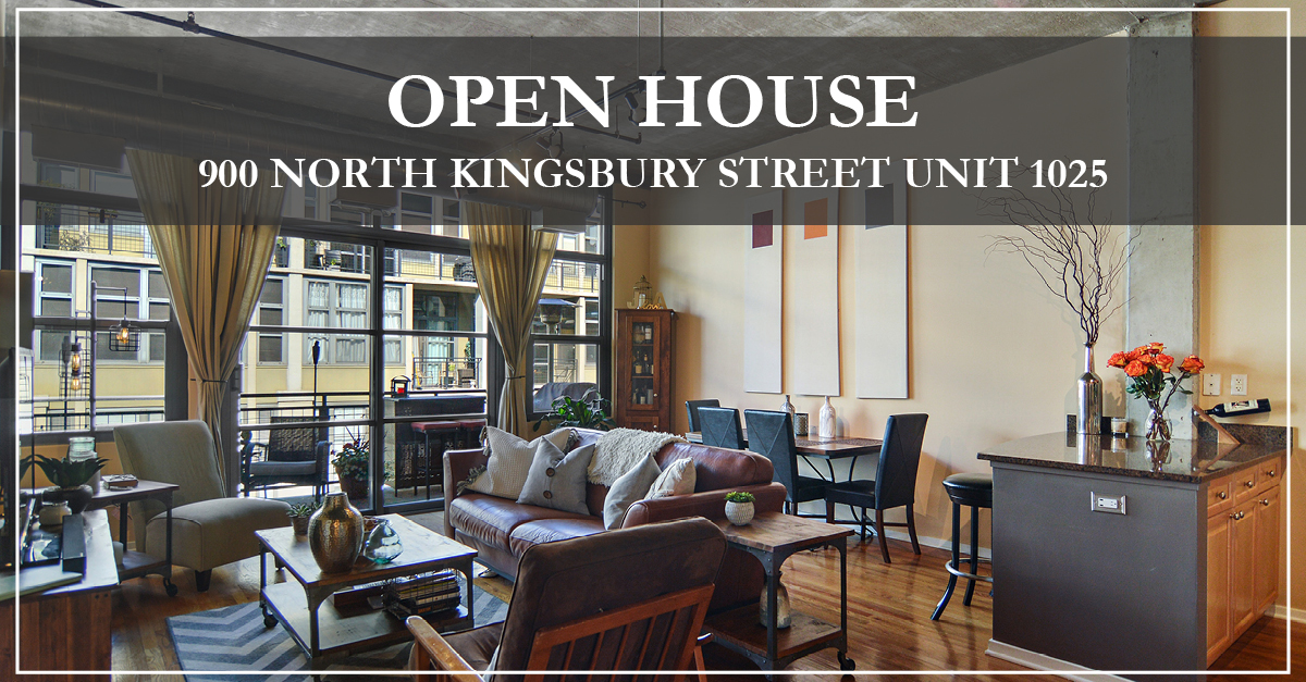 River North - 900 North Kingsbury Street Unit 1025, Chicago, IL 60610