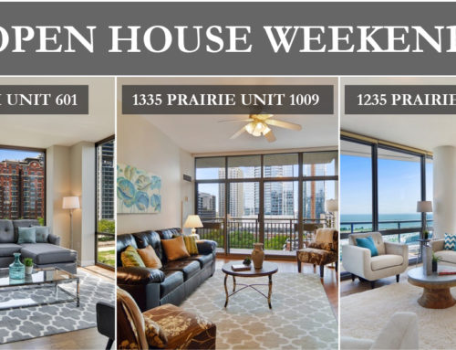 Triple Open House: 1 Afternoon, 3 Amazing South Loop Condos