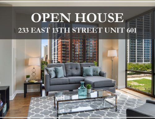 OPEN HOUSE: BRIGHT AND BEAUTIFUL NORTHWEST CORNER UNIT IN PREMIER MUSEUM PARK BUILDING