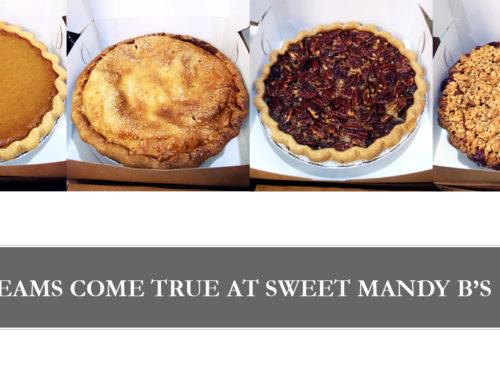 Pie Dreams Come True at Sweet Mandy B's – DelGreco Pie Party 2018