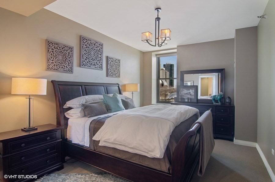 The Loop - 6 North Michigan Avenue Unit 502, Chicago, IL 60602 - Master Bedroom
