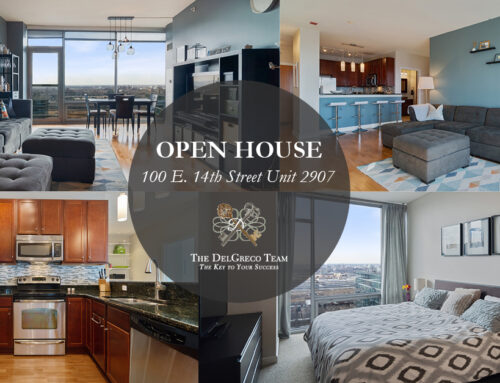 Open House: Enjoy Beautiful Sunsets from this High-Floor Condo in South Loop