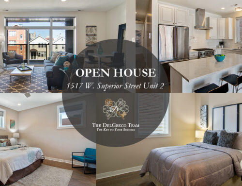 Open House: New Construction in Ukrainian Village with Impeccable Finishes