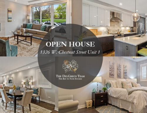 Open House: Gorgeous Duplex in Noble Square Looking out on Eckhart Park