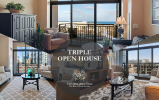 Triple Open House 1322 South Prairie Avenue