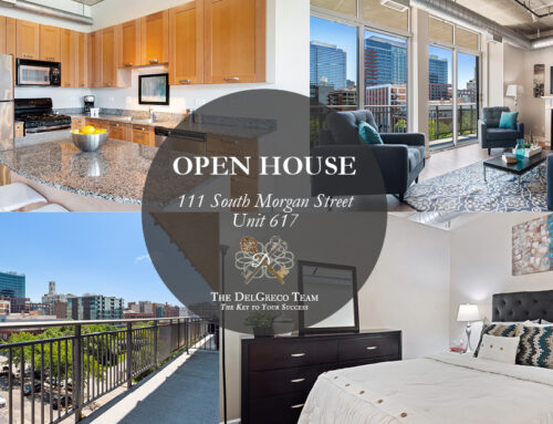 Open House: Oversized 1 Bedroom West Loop Loft with Amazing Skyline Views