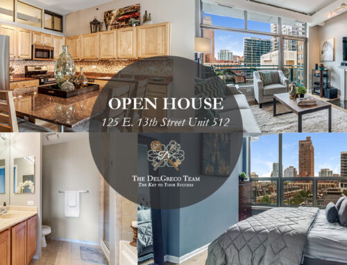 Open House: Spectacular 2 Bed, 2 Bath Museum Park Loft with Custom Upgrades
