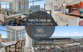 South Loop - 100 East 14th Street Unit 1706, Chicago, IL 60605