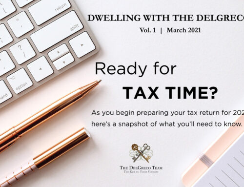 READY FOR TAX TIME?