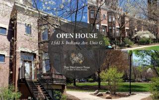 Museum Park - 1341 South Indiana Avenue Unit G, Chicago, IL 60605