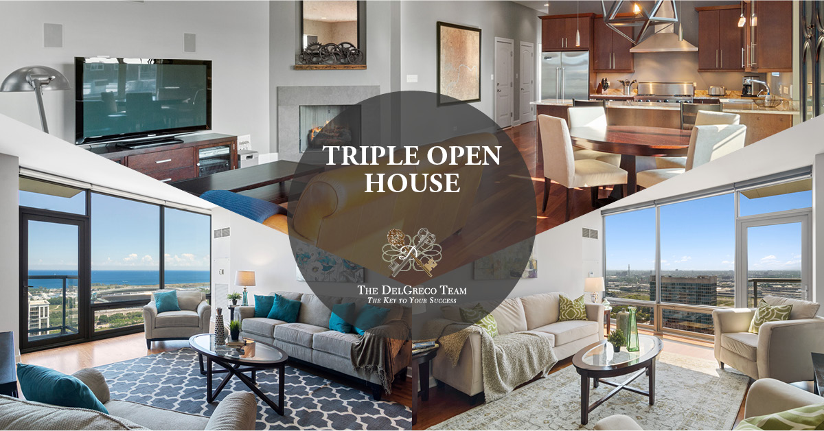 The DelGreco Team - Coldwell Banker Realty - June 2021 Triple Open House