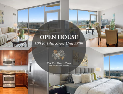 OPEN HOUSE: HIGH FLOOR SOUTH LOOP CONDO WITH UNOBSTRUCTED WESTERN VIEWS
