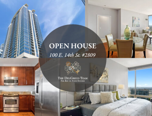 OPEN HOUSE: SUNNY SOUTH LOOP CONDO WITH 2 BEDROOMS PLUS DEN & OFFICE SPACE