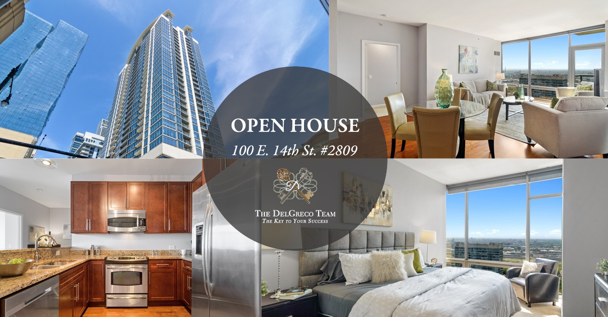 South Loop - 100 East 14th Street Unit 2809, Chicago, IL 60605
