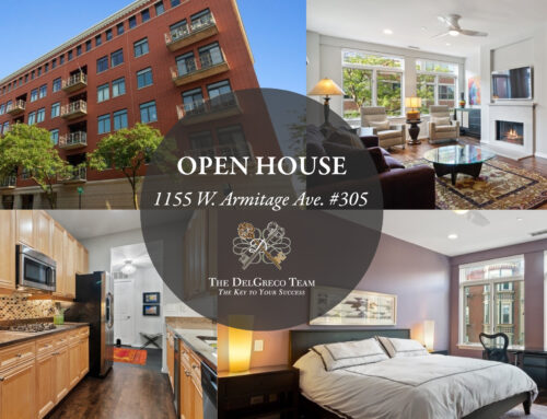 OPEN HOUSE: SPACIOUS CONDO WITH LUXURIOUS FINISHES IN FABULOUS LINCOLN PARK LOCATION