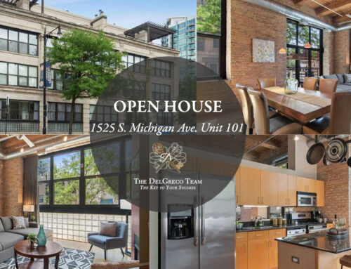 OPEN HOUSE: DRAMATIC TIMBER LOFT WITH HARDWOOD FLOORS, EXPOSED BRICK, AND FIREPLACE